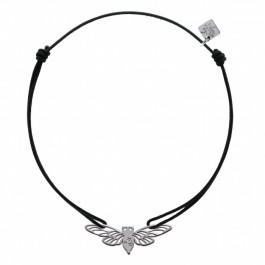 Bracelet Magicicada en argent Les étoiles de Lily