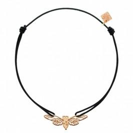 Bracelet Magicicada plaqué or Les étoiles de Lily
