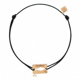 Bracelet Pitaluge plaqué or Les étoiles de Lily
