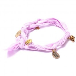 Pink Doudou Bracelet