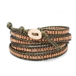 Bracelet bronze full copper iron Nakamol