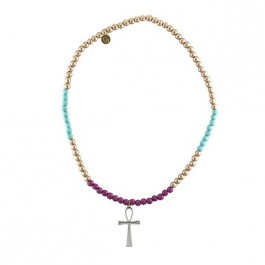 Diana Cross Necklace