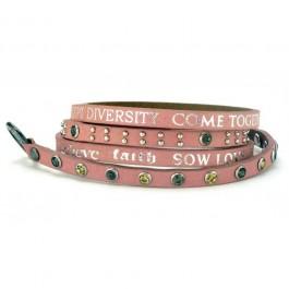 Bracelet Divine Honesty coral