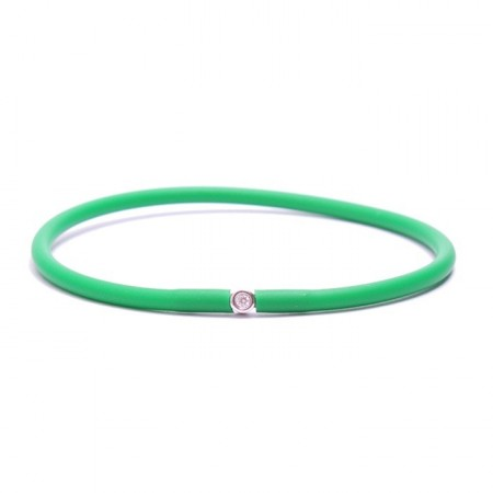 Bracelet My first diamond vert intense
