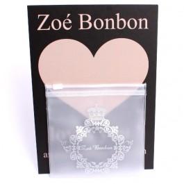 Fushia mini beads bracelet Zoe Bonbon