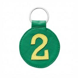 Porte clé en cuir n°2