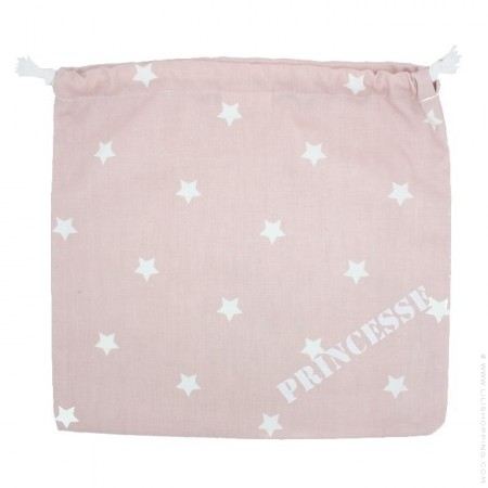 """Princess"" pink pouch"