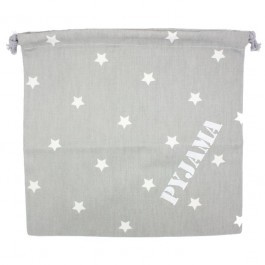 """""""Pyjama"""" grey pouch"""