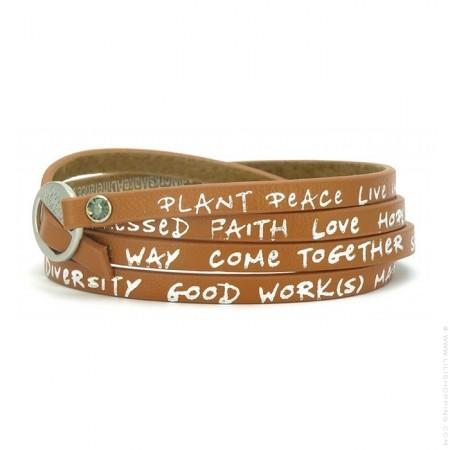 Adobe new regular wrap bracelet