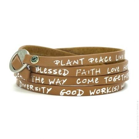 Sand new regular wrap bracelet
