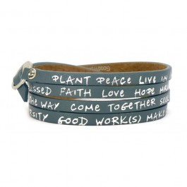 new regular wrap bracelet