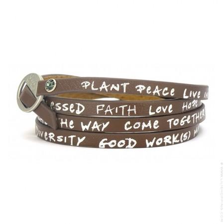 Cafe new regular wrap bracelet