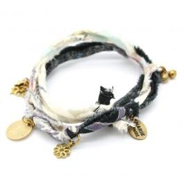 Bracelet doudou vintage