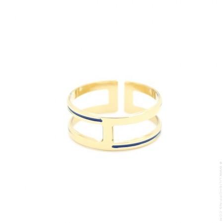Brighton blue ring