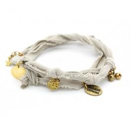 Bracelet doudou ciment Marie Depaire
