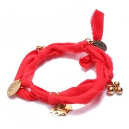 Red Doudou Bracelet