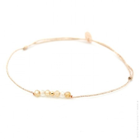 Bracelet lurex Lea Zyrcon