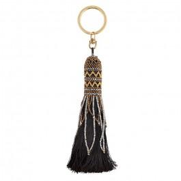 Bblack Balma bag charm - keychain