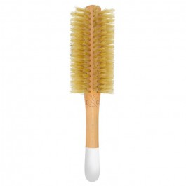 Natural wooden brush