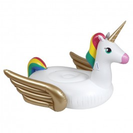 Luxe ride on float Unicorn