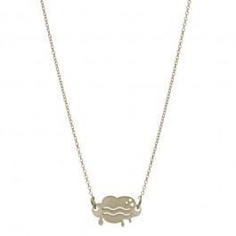 Collier Verseau en argent My Little Zodiac
