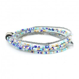 Bracelet 3 tours perlé