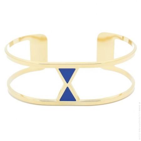 Bracelet Vega bleu marine