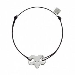Bracelet Bélier en argent My Little Zodiac Les étoiles de Lily