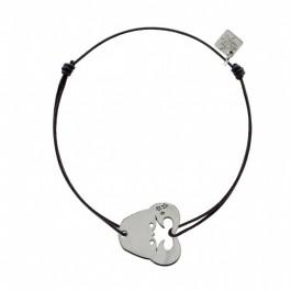 Bracelet Cancer en argent My Little Zodiac Les étoiles de Lily