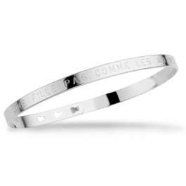 I am a limited edition silver platted bracelet