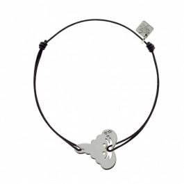 Bracelet Scorpion en argent My Little Zodiac Les étoiles de Lily