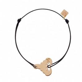 Bracelet Scorpion plaqué or rose My Little Zodiac Les étoiles de Lily