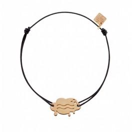 Bracelet Verseau plaqué or rose My Little Zodiac Les étoiles de Lily