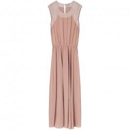 Rosabelle nude dress