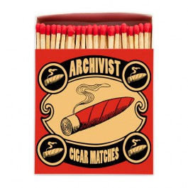 Grandes allumettes Cigares