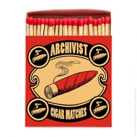 Vintage cigars Luxury matchbox