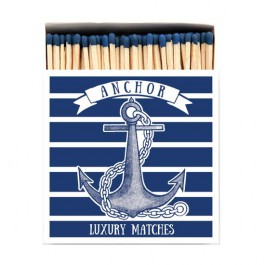 Anchor Luxury matchbox