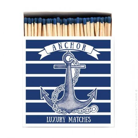 Anchor Luxury matchbox
