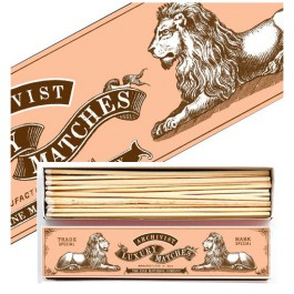 Lions luxury long matchbox