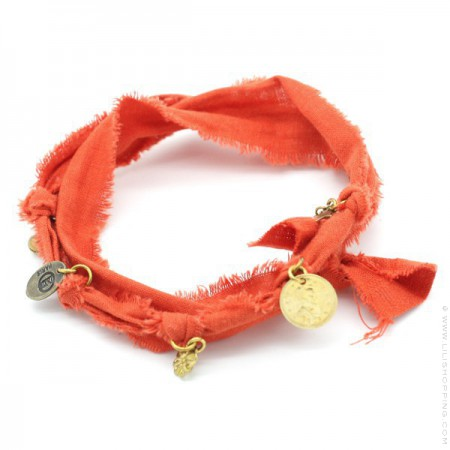 Rust Doudou Bracelet