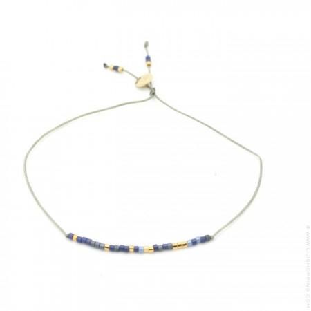 Navy Canyon Bracelet