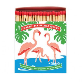 Flamingo Luxury matchbox