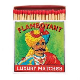 Grandes allumettes Flamboyant