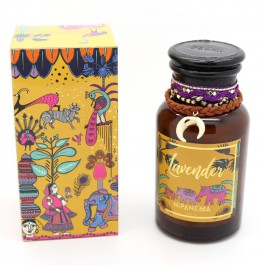 Hipanema Lavender candle
