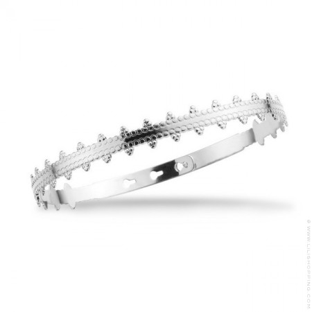 Bracelet India plaqué argent