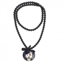 Black Watson necklace