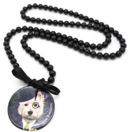 Black Watson necklace