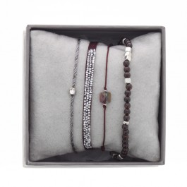 ultra fine rocks bracelets
