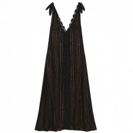 Bonheur Blush long dress