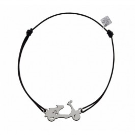 Bracelet Vespa argent
